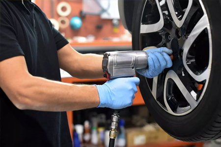 Coupon for Free Tire Rotation with Oil and Filter Change