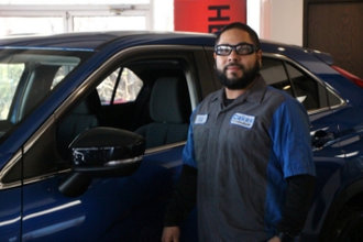 Service Technician Ed Morales in Our Team at Oakes Auto
