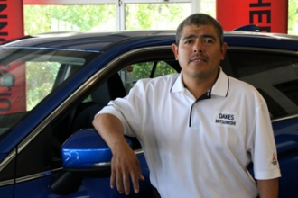 Sales Associate Iran Rodriguez in Our Team at Oakes Auto