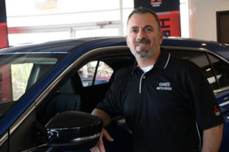 Sales Associate Benny Cohen in Oakes Mitsubishi Team at Oakes Auto