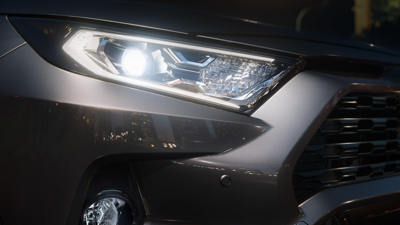 rav4 headlight