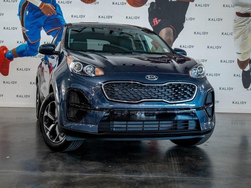 Special offer on 2021 Kia Sportage 2021 Kia Sportage LX FWD