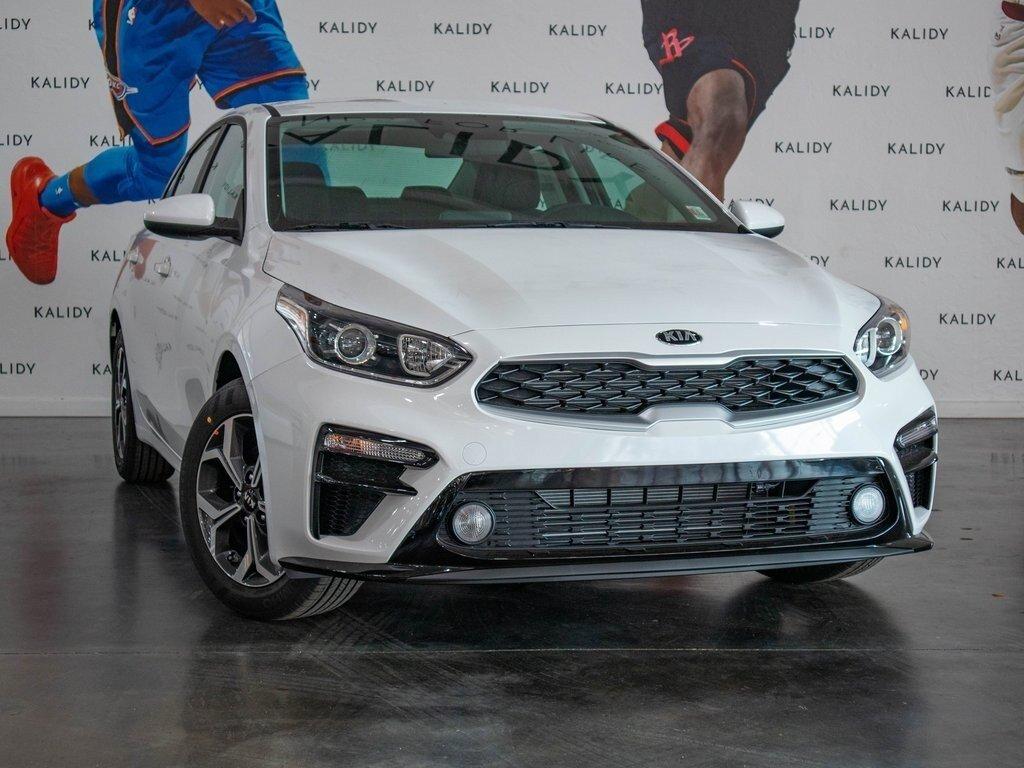 Special offer on 2021 Kia Forte 2021 Kia Forte LXS