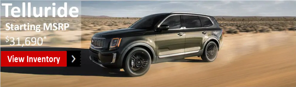 brand new 2020 kia telluride in edmond ok