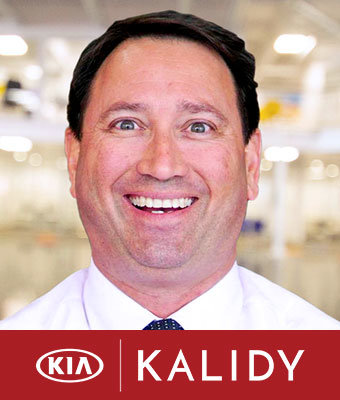 Finance Manager Rob Voegeli in Finance at Kalidy Kia