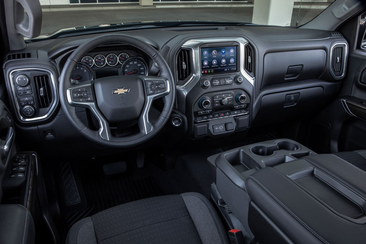 Best Material And Color For The Interior Of A Work Truck