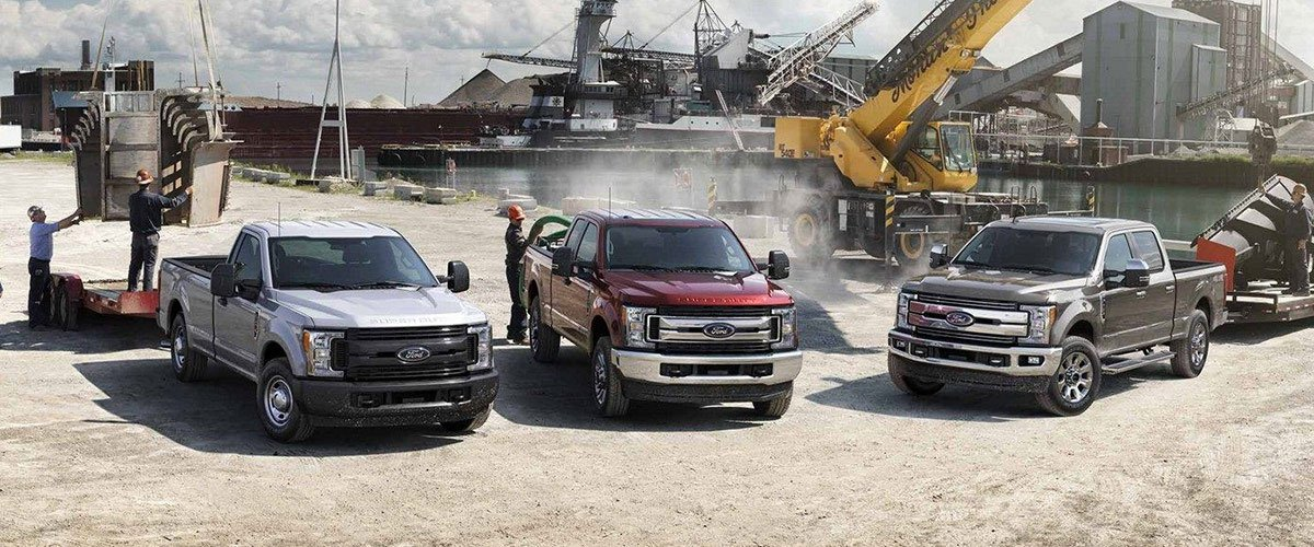 Ford F-Series: Toughest Trucks on the Road