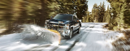 How Does a Truck's Snow Plow Work?