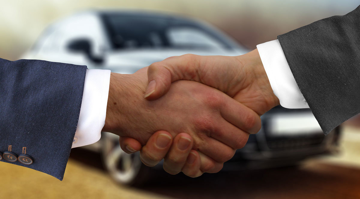 Sell us Your Car, Truck, or SUV