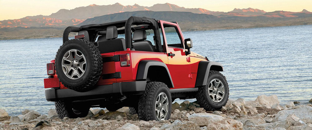 Jeep Wrangler: The Perfect Summer Vehicle