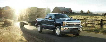 chevy silverado 2500 HD