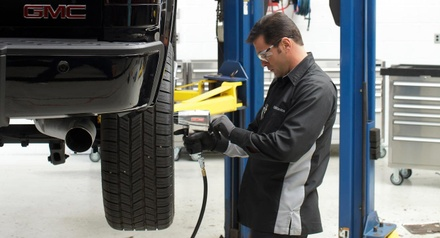 Tire Inspection and Rotation
