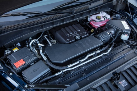 Pickup Truck Motors and Gas Milage