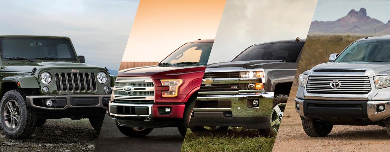 Popular Truck Parts