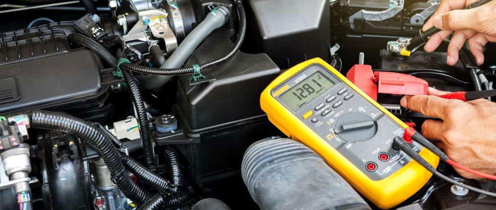 Car Battery Checking