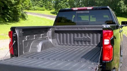 Chevy Silverado 1500 Tailgate Options