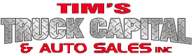 Tim's Truck Capital Logo Small