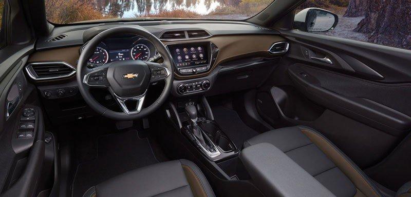 Chevy Trailblazer Interior