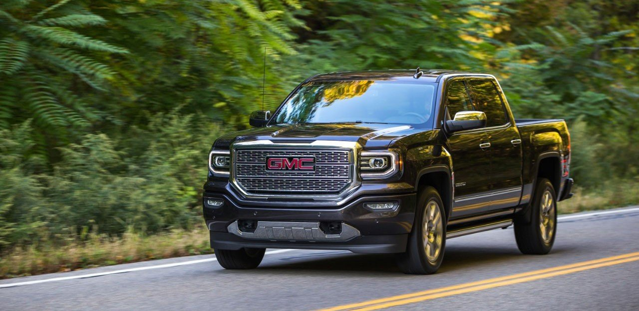 GMC Sierra 2500 Trims and Packages