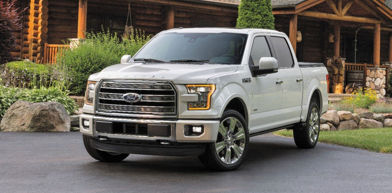 Ford F-150 Trims and Packages