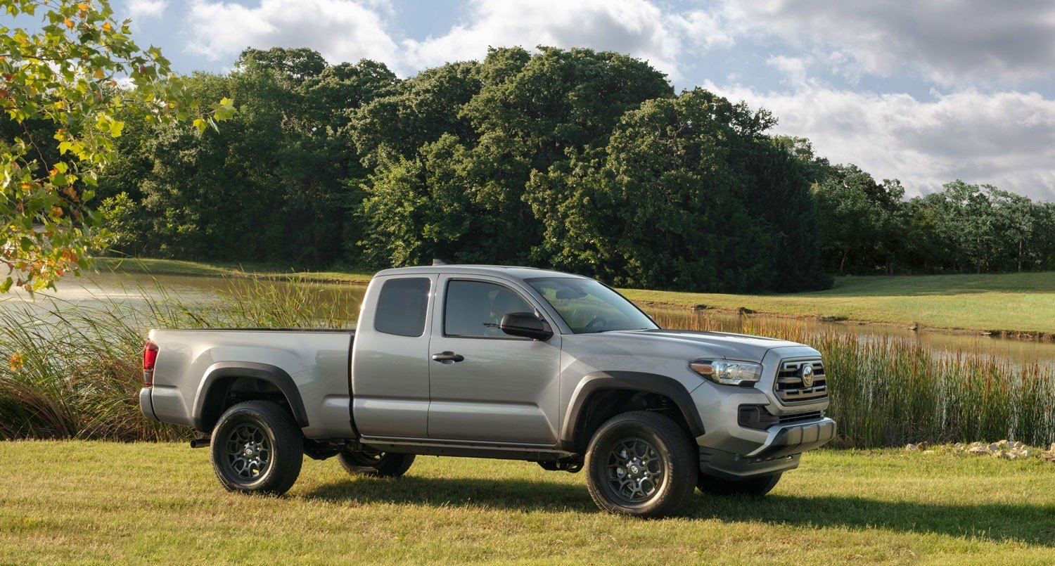 Toyota Tacoma: Trims and Packages
