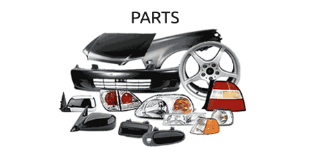 Some of the OEM used truck parts we have for sale at Tim's Truck Capital
