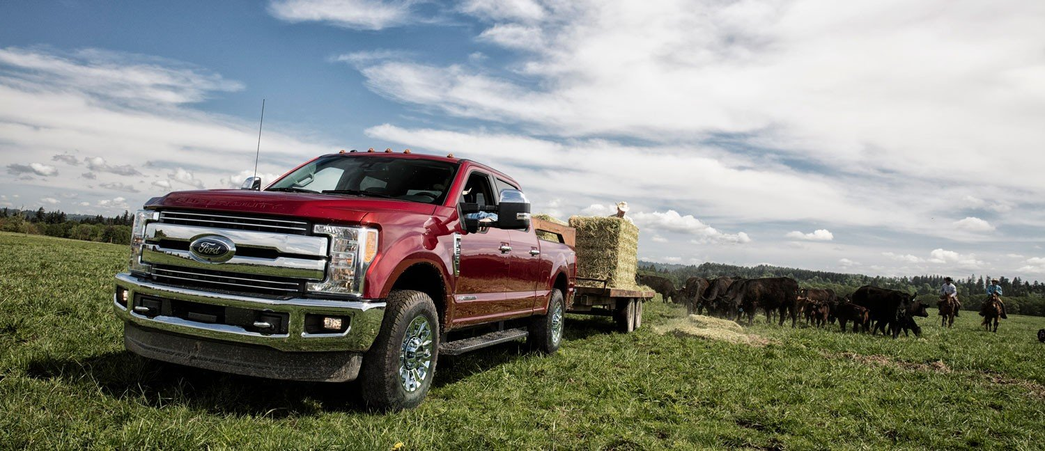 Ford F-250 Trims and Packages