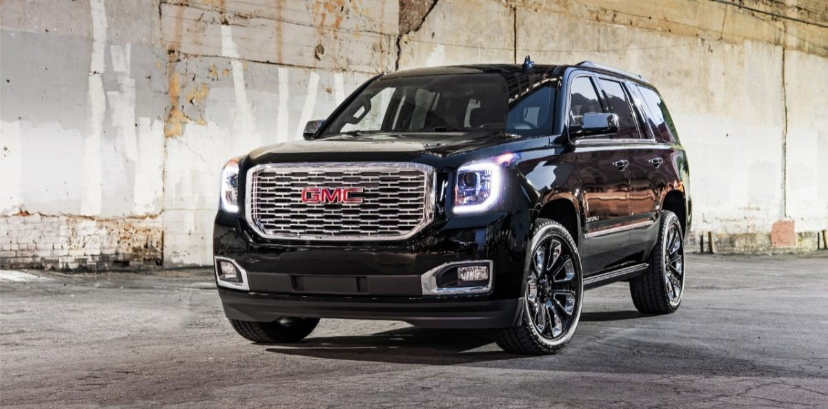 GMC Yukon Trims And Packages