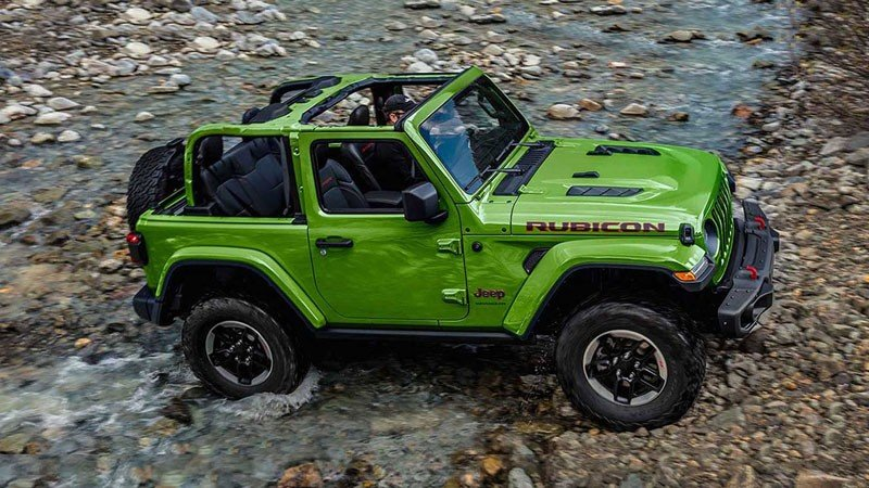 2019 Jeep Rubicon