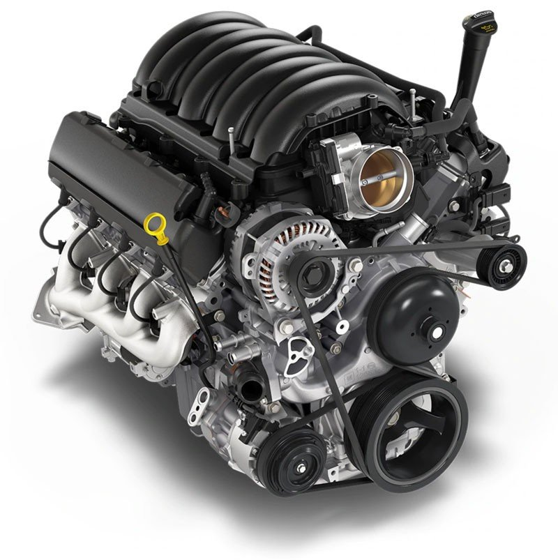 Chevy Silverado Engine