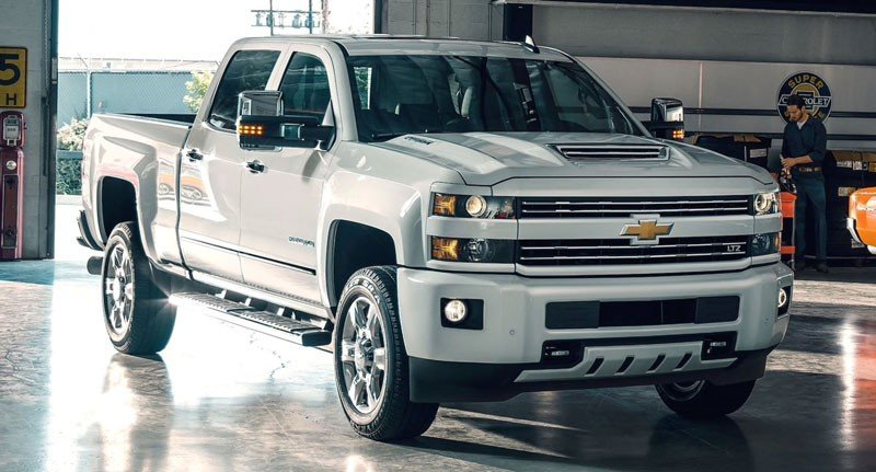 Chevy Silverado 2500HD LTZ