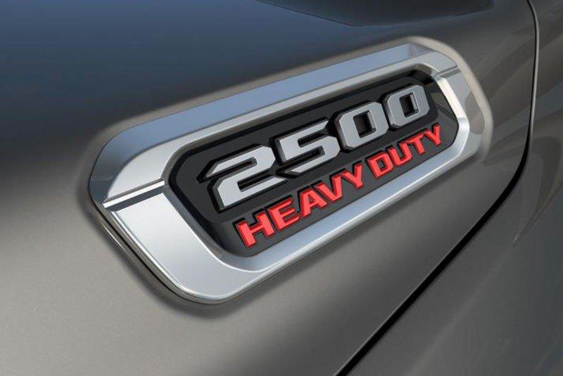 RAM 2500 Logo