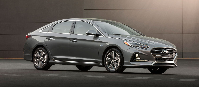 Hyundai Sonata Trims and Packages