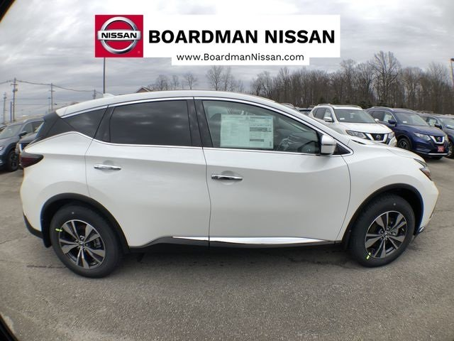 Special offer on 2019 Nissan Murano 2019 Nissan Murano S AWD Lease Offer