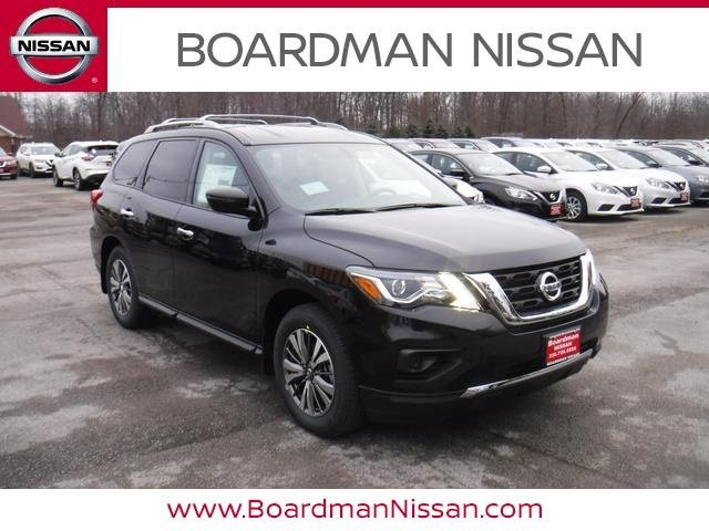 Special offer on 2019 Nissan Pathfinder 2019 Nissan Pathfinder S 4WD Lease Offer