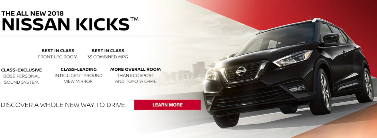 Learn more about the new nissan kicks