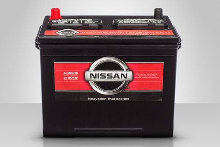 Genuine Nissan Battery Replacement