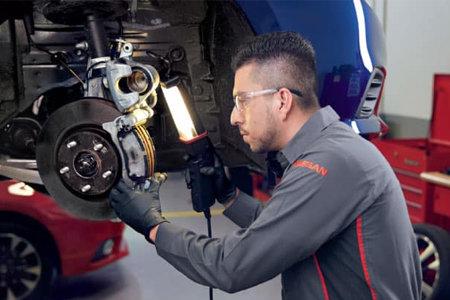 Save 10% on Nissan Recommended Brake Flush