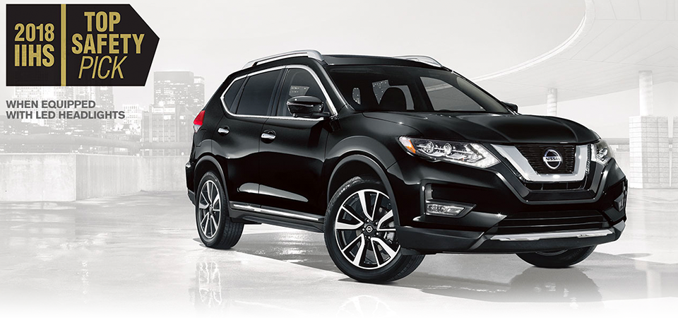The 2018 Nissan Rogue