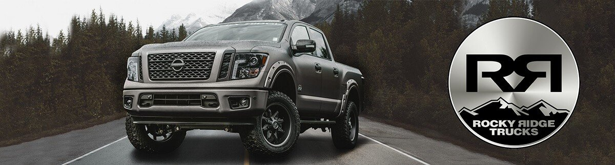 rocky ridge trucks
