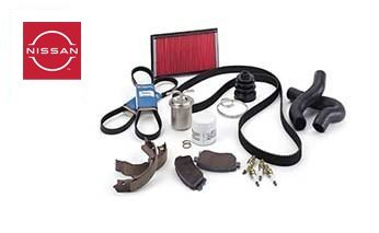 Some of the OEM Nissan parts we have for sale at Boardman Nissan