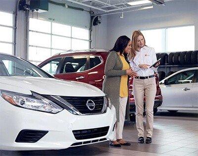 Nissan advisor