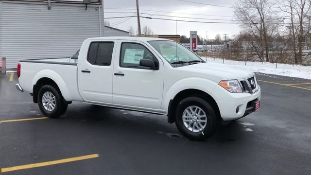 Lease this 2019, White, Nissan, Frontier, SV