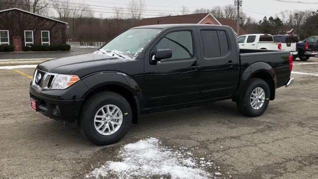 Lease this 2019, Black, Nissan, Frontier, SV