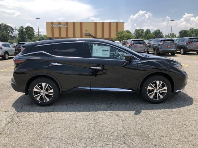Lease this 2019, Black, Nissan, Murano, S AWD