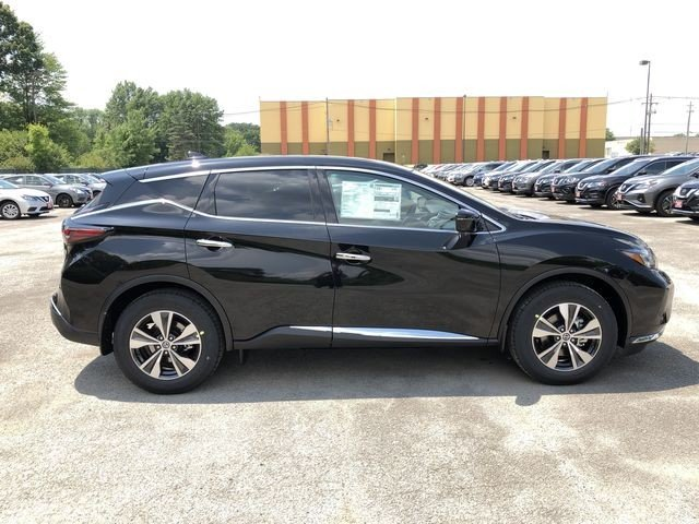 Lease this 2019, Black, Nissan, Murano, S