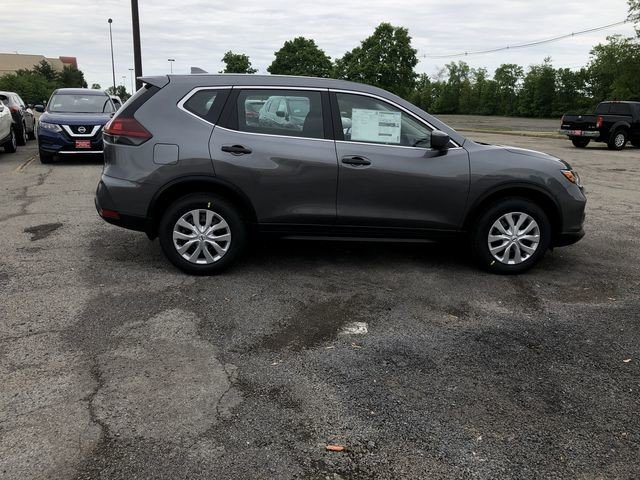 Lease this 2019, Gray, Nissan, Rogue, S