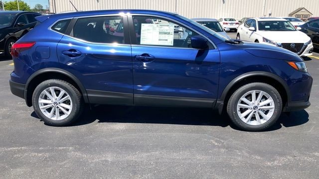 Lease this 2019, Blue, Nissan, Rogue Sport, S