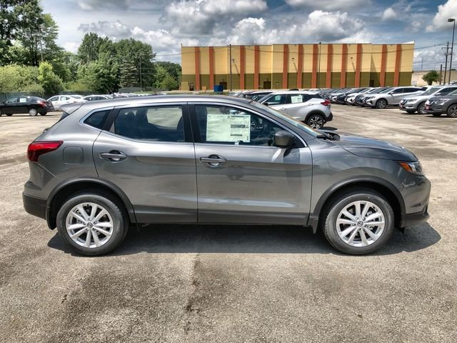 Lease this 2019, Gray, Nissan, Rogue Sport, S