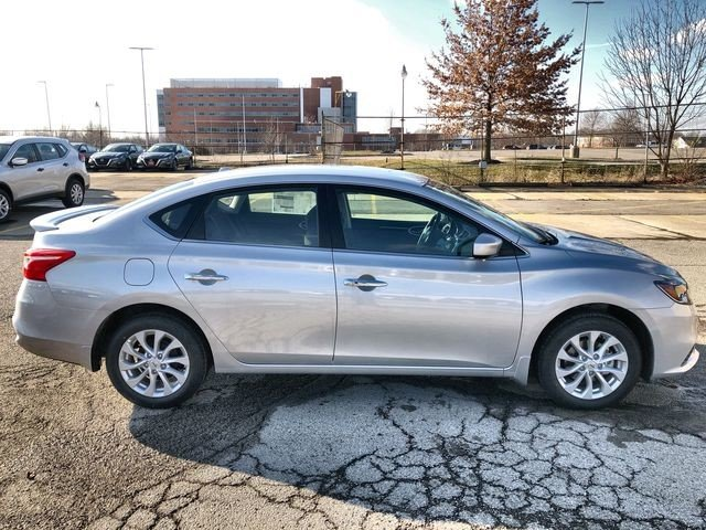 Lease this 2019, , Nissan, Sentra, SV